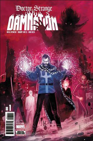 Doctor Strange: Damnation 1-A