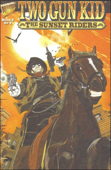 Two-Gun Kid: Sunset Riders 2-A by Marvel