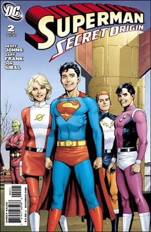Superman: Secret Origin 2-A