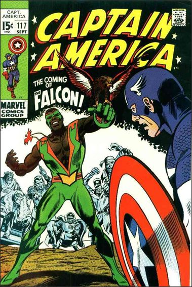 Captain America (1968) 117-A by Marvel