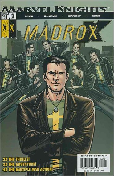Madrox 2-A by Marvel