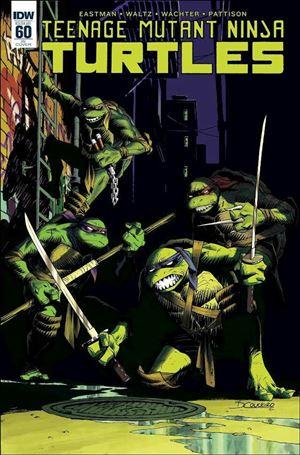 Teenage Mutant Ninja Turtles (2011) 60-C
