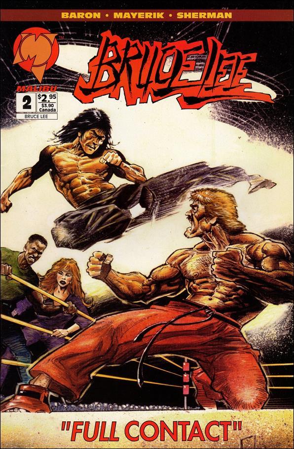 Bruce Lee 2-A by Malibu