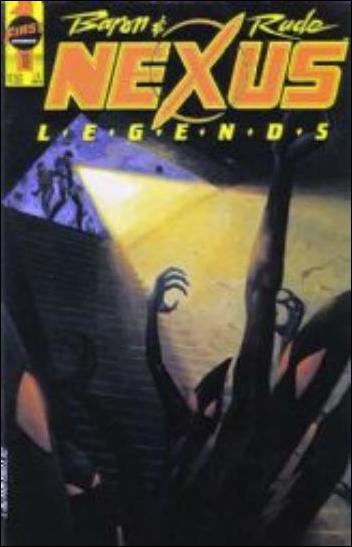 Nexus Legends 10-A by First