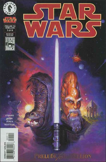 Star Wars/Star Wars Republic 1-A by Dark Horse