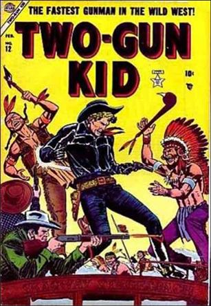 Two-Gun Kid 12-A