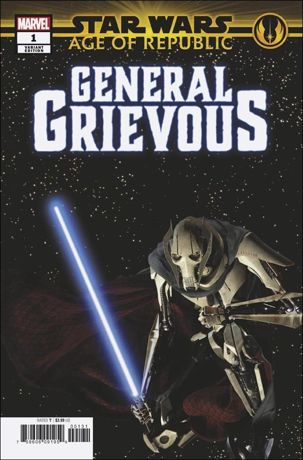 Star Wars: Age of Republic - General Grievous 1-E by Marvel