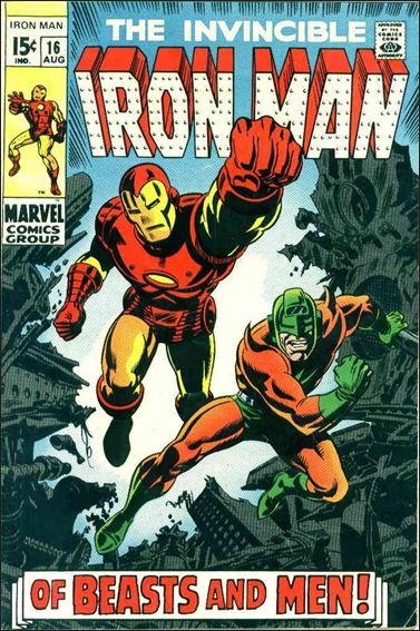 Iron Man (1968) 16-A by Marvel