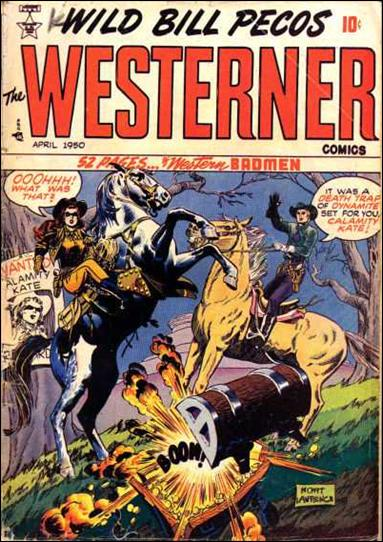 Westerner (1948) 26-A by Toytown