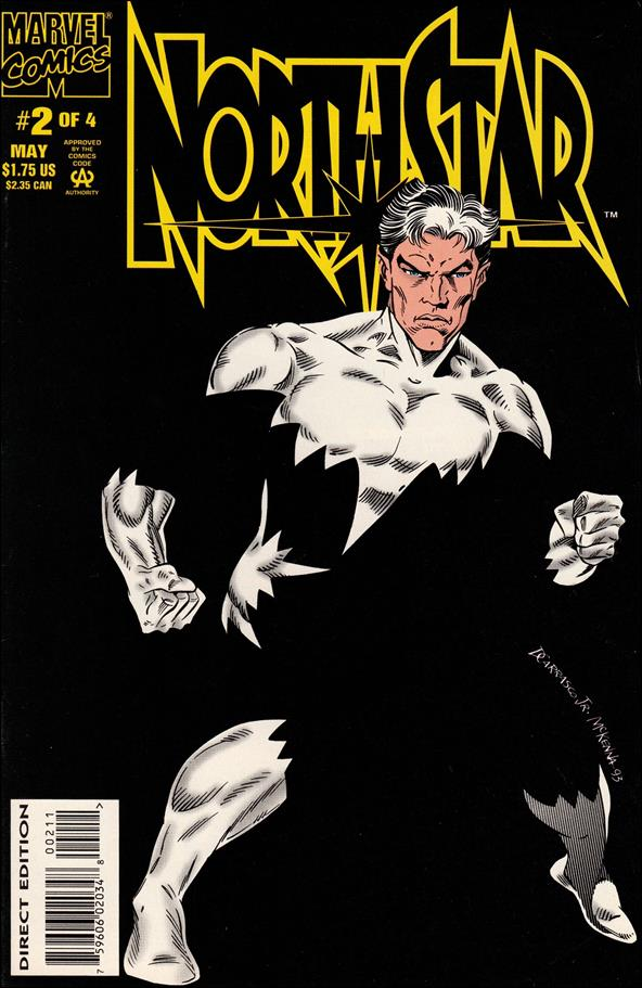 Northstar (1994) 2-A by Marvel