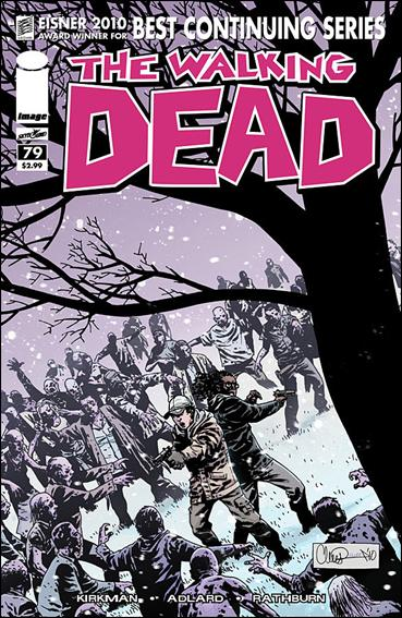 Walking Dead (2003) 79-A by Skybound Entertainment