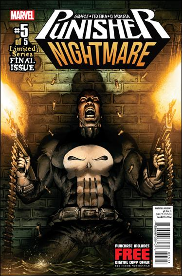 Punisher: Nightmare 5-A by Marvel