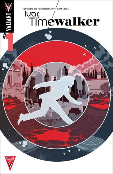 Ivar, Timewalker 1-A by Valiant Entertainment