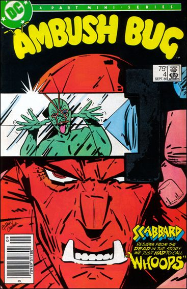 Ambush Bug 4-A by DC