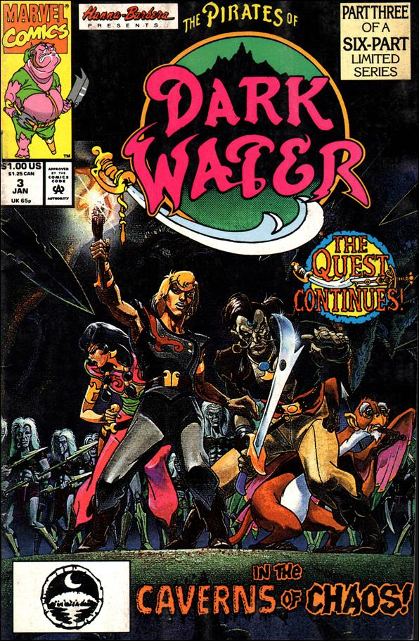 Pirates of Dark Water 3-A by Marvel