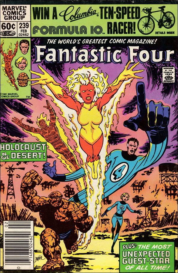 Fantastic Four (1961) 239-A by Marvel