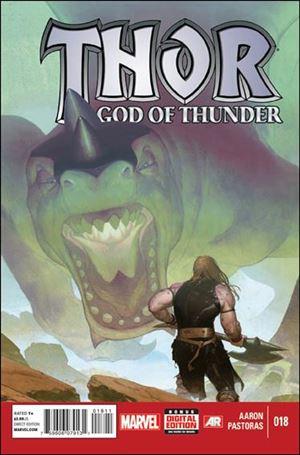 Thor: God of Thunder 18-A