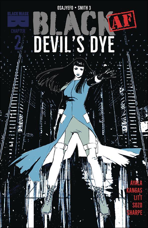 Black [AF]: Devil's Dye 2-A by Black Mask Studios