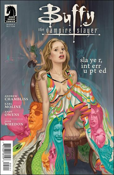 Buffy the Vampire Slayer Season 9 5-A by Dark Horse