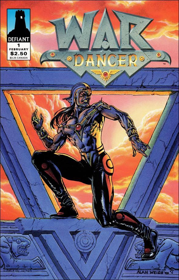 War Dancer 1-A by Defiant