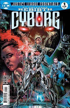 Cyborg (2016) 1-C