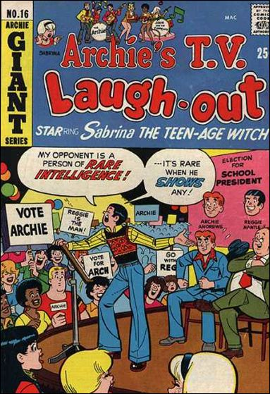 Archie's TV Laugh-Out 16-A by Archie