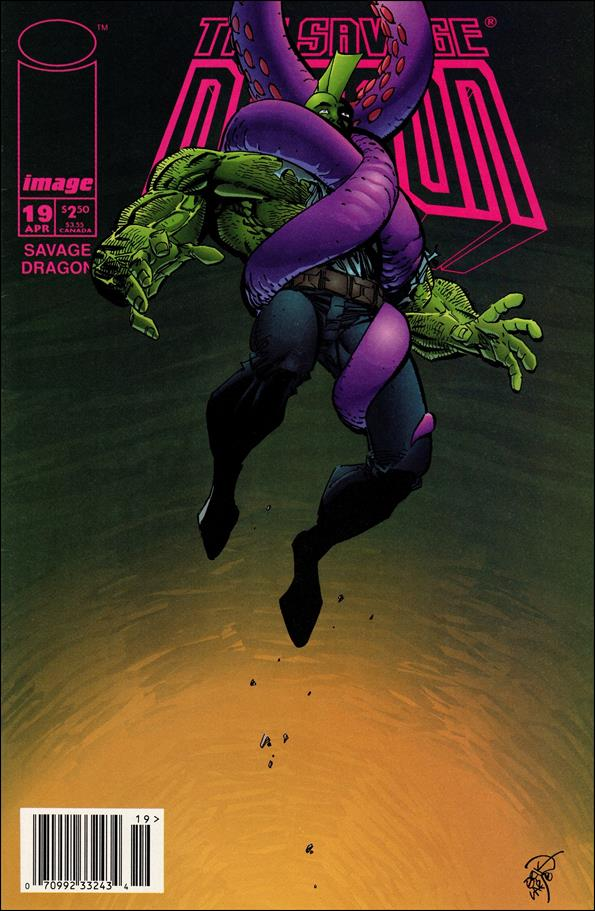 Savage Dragon (1993) 19-A by Image