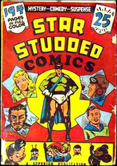Star Studded Comics(1946) nn-A by Superior
