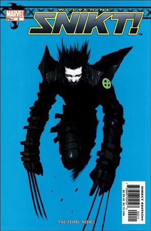 Wolverine: Snikt! 2-A