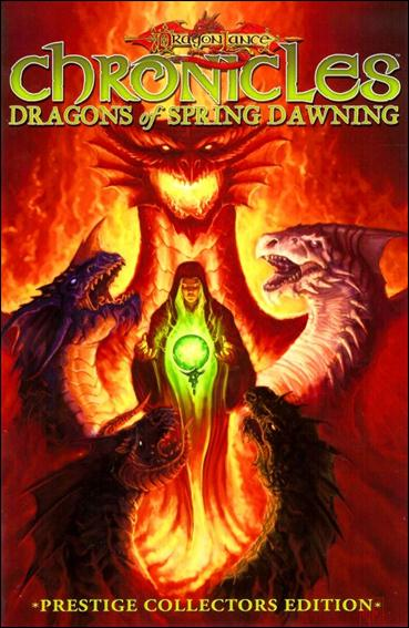 Dragonlance: Chronicles (2007) 2-B by Devil's Due