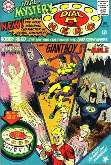 House of Mystery (1951) 156-A by DC
