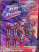 Air Raiders 5-Packs Air Raiders Fighters (Battle Squad) by Hasbro