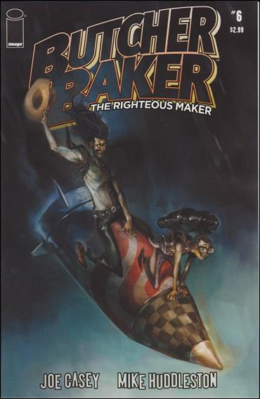 Butcher Baker Righteous Maker 6-A by Image