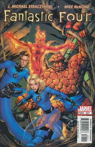 Fantastic Four (1961) 527-A by Marvel