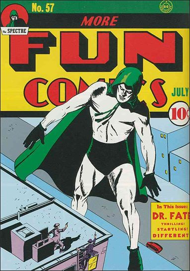 More Fun Comics 57-A by DC