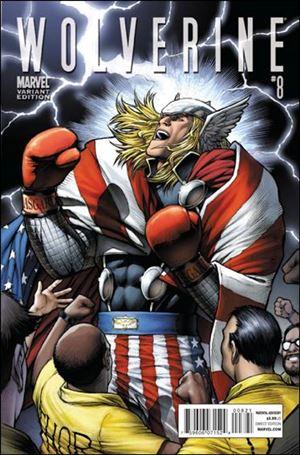 Wolverine (2010) 8-B