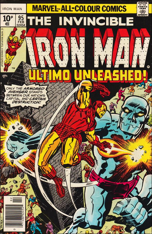 Iron Man (1968) 95-B by Marvel