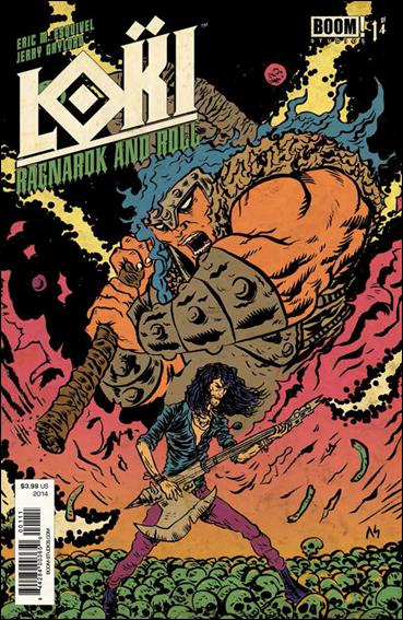 Loki: Ragnarok And Roll 1-A by Boom! Studios