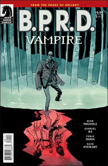 B.P.R.D.: Vampire 1-A by Dark Horse