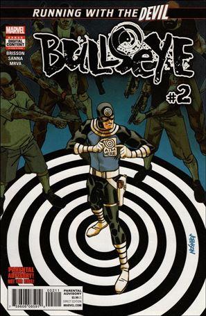Bullseye 2-A