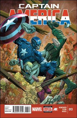 Captain America (2013) 13-A