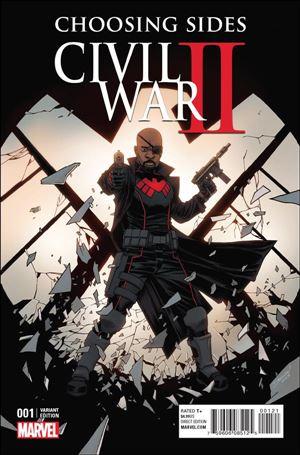 Civil War II: Choosing Sides 1-B