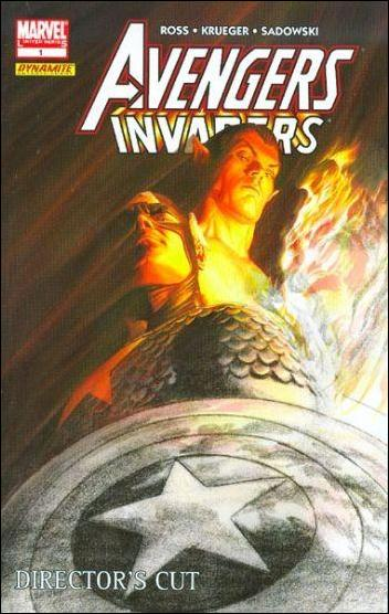 Avengers/Invaders 1-D by Marvel