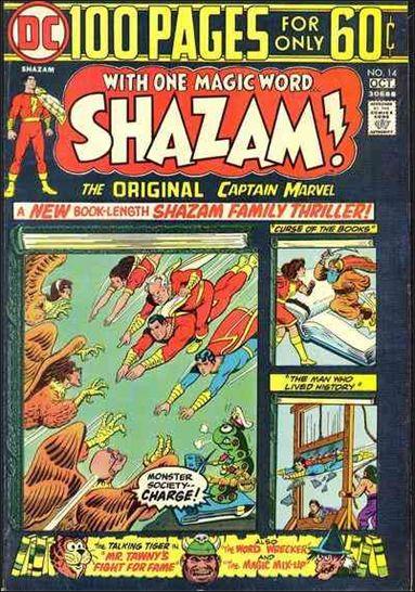 Shazam! 14-A by DC