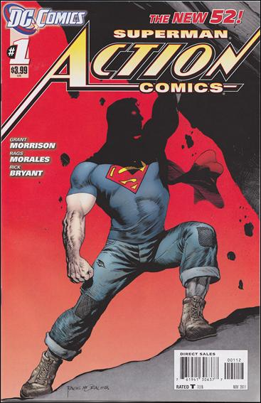 Action Comics (2011) 1-D by DC