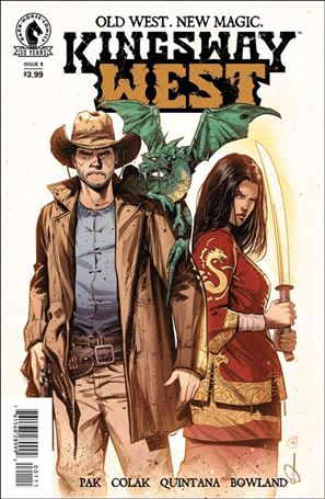Kingsway West 1-A