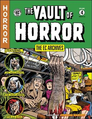 EC Archives: The Vault of Horror 4-A