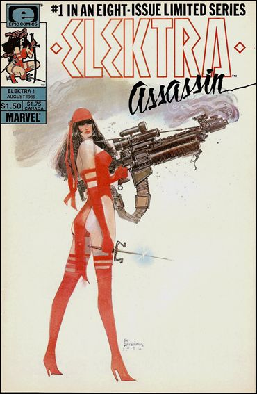 Elektra: Assassin 1-A by Epic