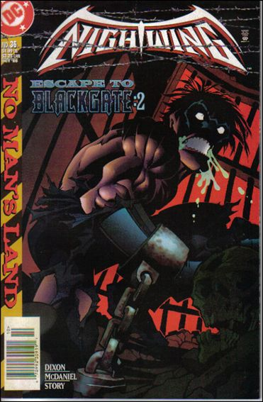 Nightwing (1996) 36-A by DC
