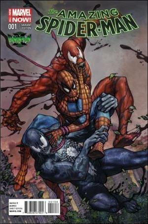 Amazing Spider-Man (2014) 1-PH